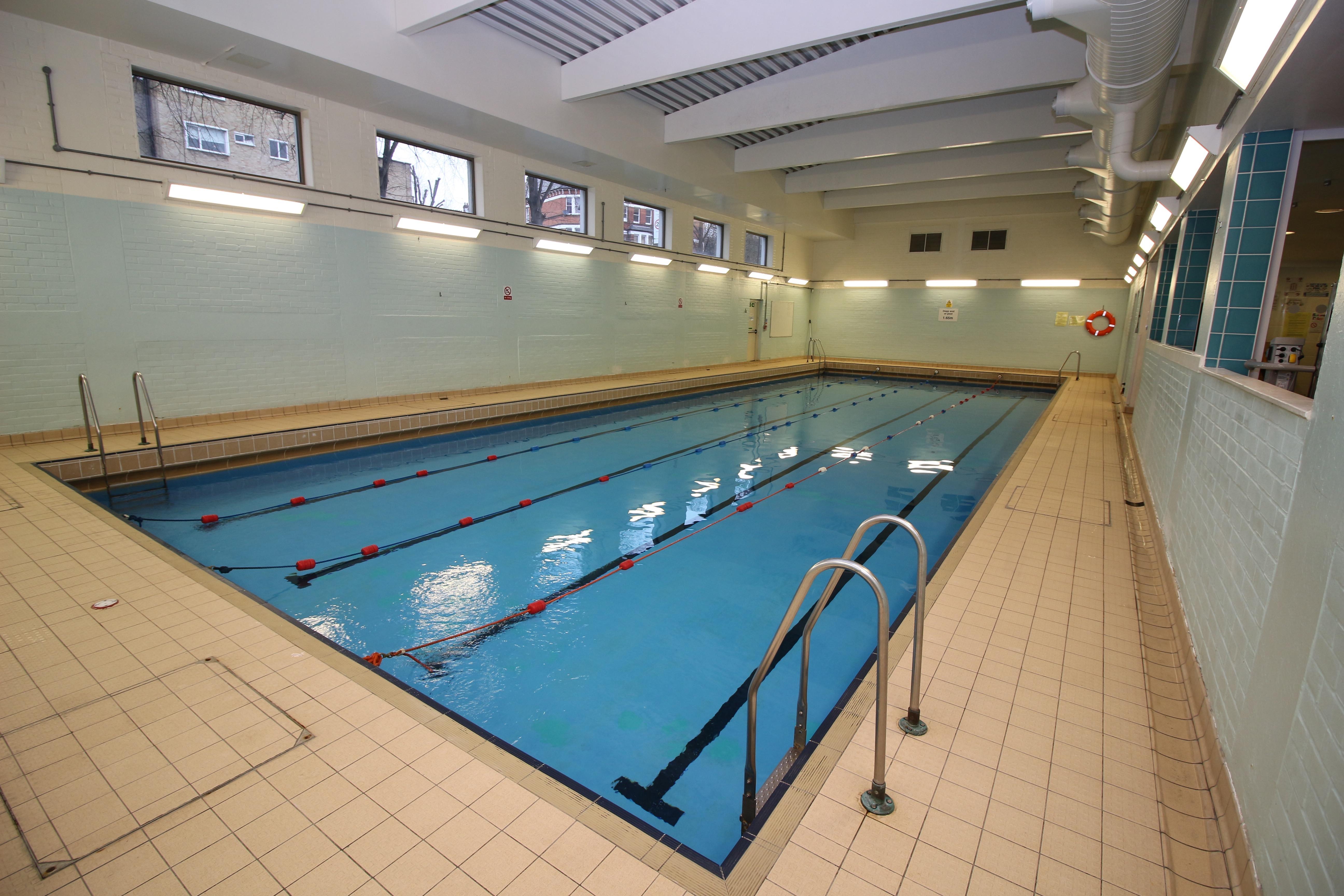 Swim islington - Swimming pool highbury and islington ...